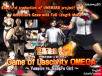 UMEMARO 3D – Game of Lascivity OMEGA Vampire vs KungFu Girl
